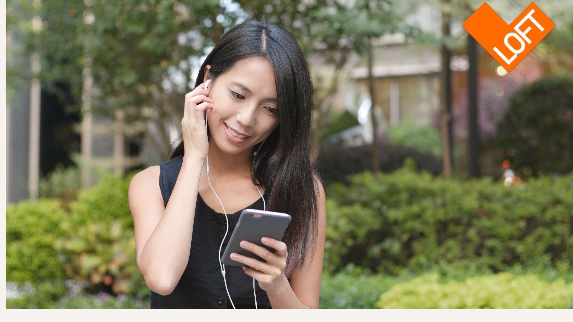 Como usar o Microfone no celular?